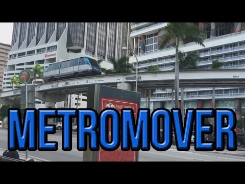 Metromover de Miami/Flórida
