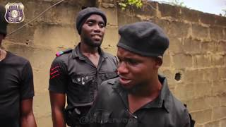 POLICE TRAINING: How to Dodge a bullet. | OFFICER WOOS | BRODASHAGGI