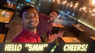 Five MAD MEN || 5MM || Night club of Kolkata || Best PUB  || Chill With Friends || Open Till 2 AM 🤩🕑