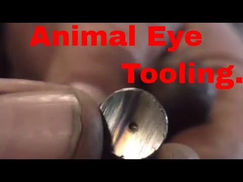 Animal eye tooling.  Part1.