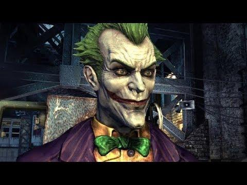 Batman Arkham Asylum Gameplay German - Jokers Vision