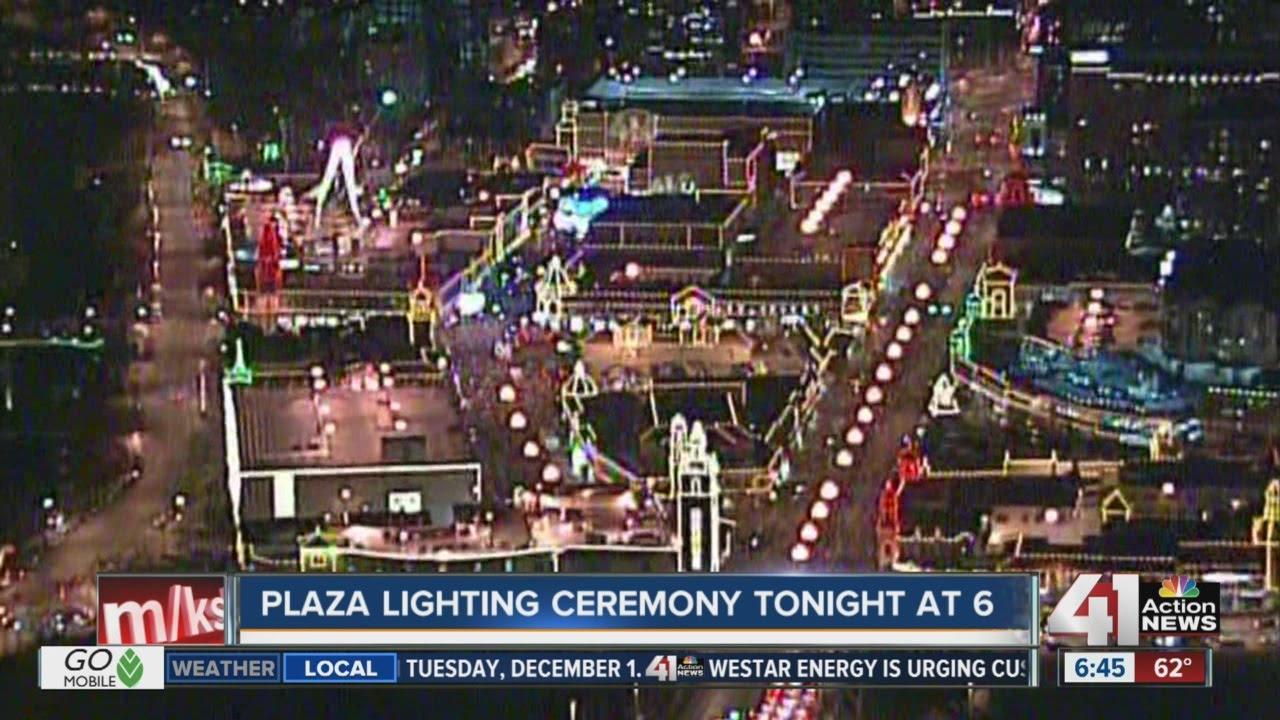 Kansas Cityu0027s Plaza Lighting Ceremony will happen rain or shine & Kansas Cityu0027s Plaza Lighting Ceremony will happen rain or shine ... azcodes.com