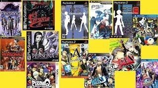 Shin Megami Tensei series overview - Part 3 - Persona