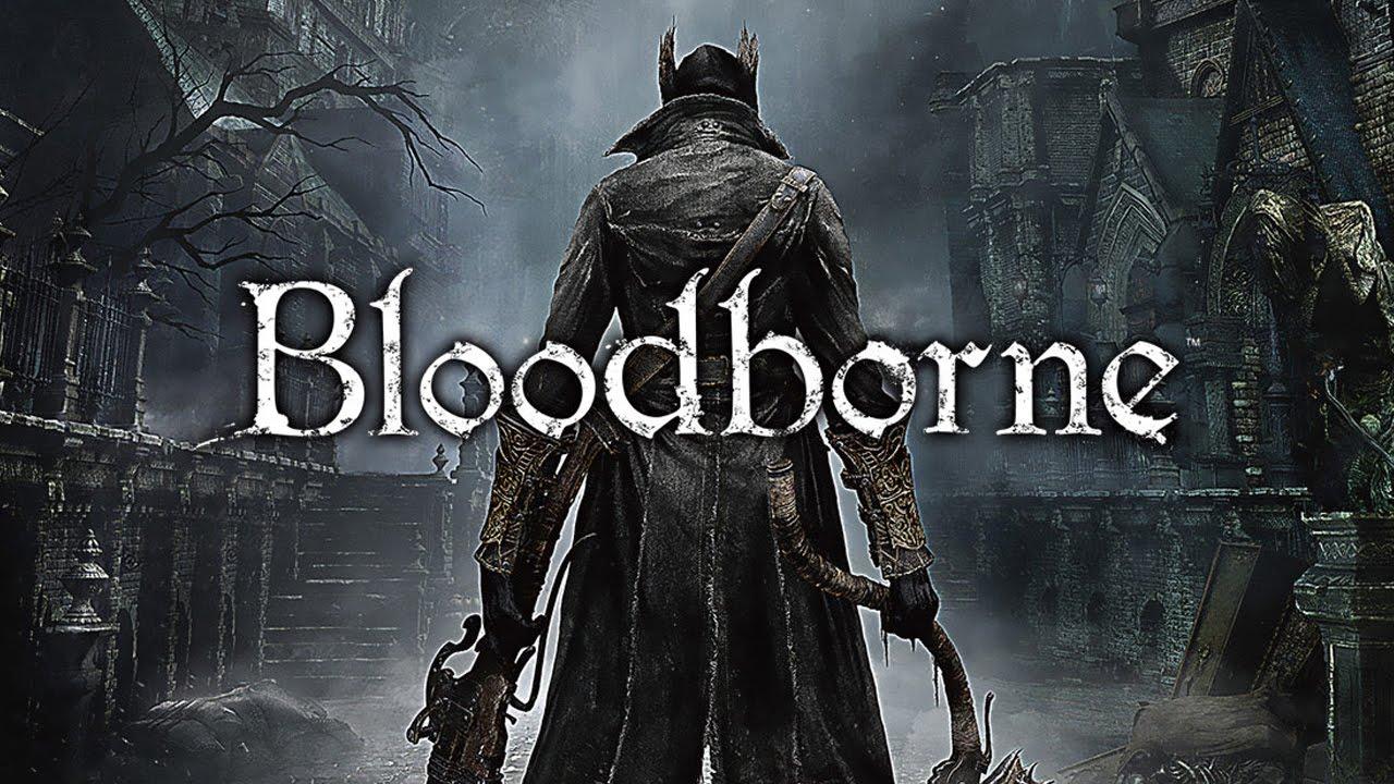 PS STORE - скидки на Bloodborne