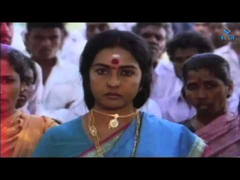 Chinna Pasanga Nanga Movie - Murali & Revathi Village Panchayat Scene