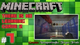 Minecraft Escape: There is No Learning Curve II z Torgusem i Frodo! [7/9] -