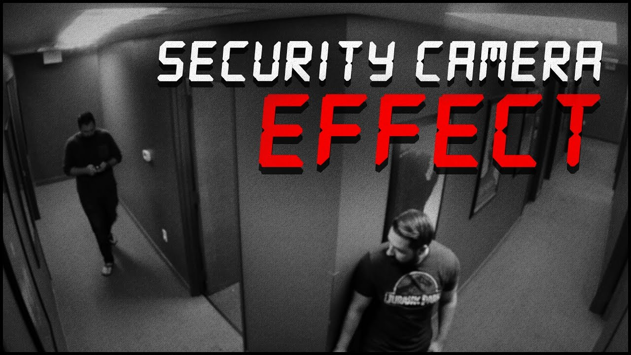How to Create a CCTV Video Effect With or Without Plugins