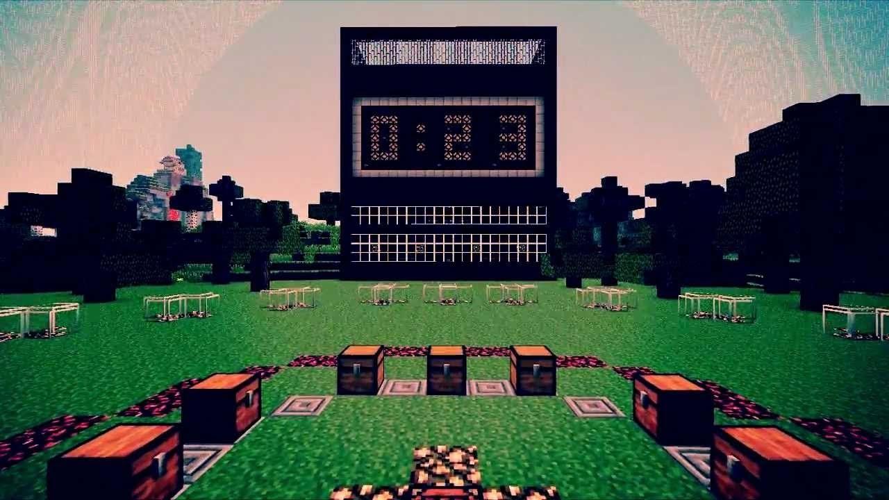 скачать майнкрафт с сервером голодные игры #5