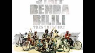 Staff Benda Bilili - Moto Moindo