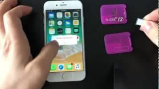 Як використовувати Р-сім 12 розблокувати ваш iPhone з допомогою TMSI моделі -- від 6-го грудня 2017