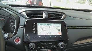 Waze добавили в Android Auto - 2017 Honda CR-V 5th