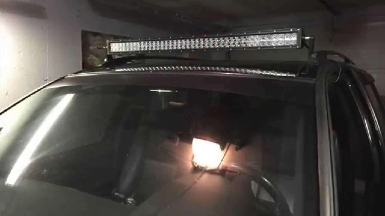 42 inches ebay led light bar youtube 42 inches ebay led light bar aloadofball Choice Image