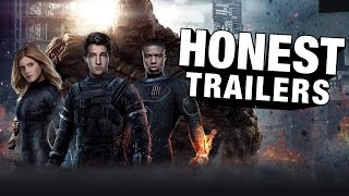 Honest Trailers S5 • E24 Honest Trailers - Fantastic Four (2015)