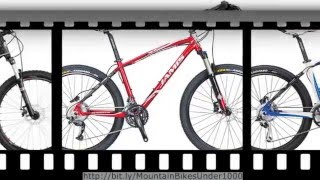 Best Mountain Bikes Under 1000$ (US)