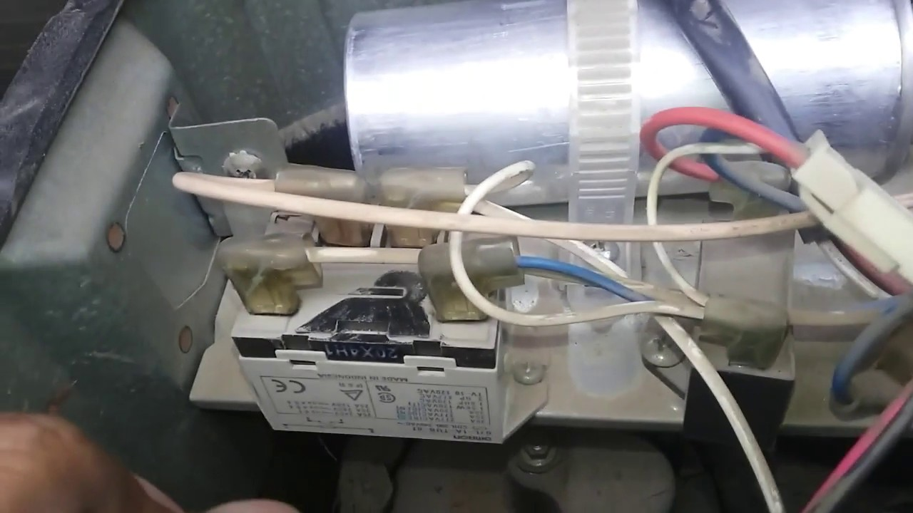 medium resolution of how to wire mitsubishi ac outdoor unit relay mitsubishi ac outdoor relay wiring in english