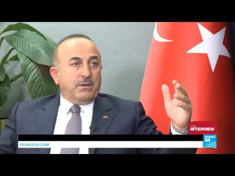 Interview of H.E. Mr. Mevlüt Çavuşoğlu to France 24 , 24 September 2016, New York