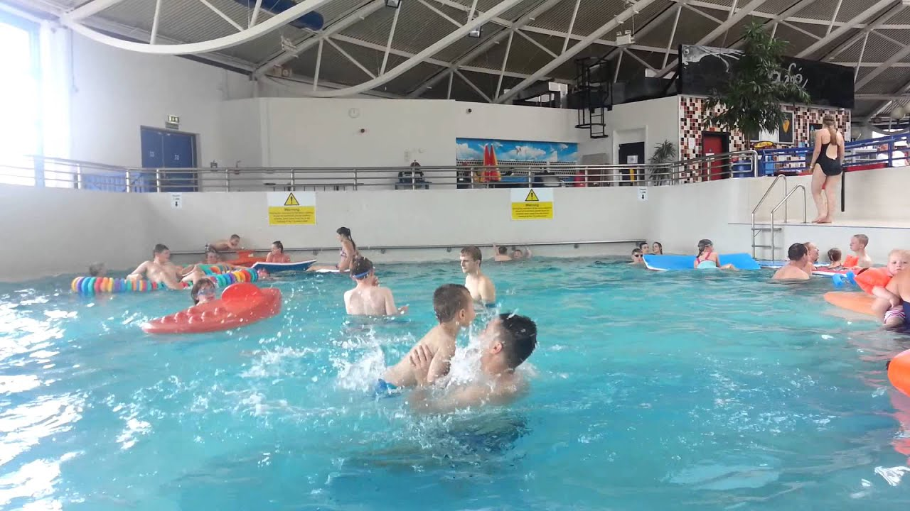 i k leisure centre mote park swimming pool fun with uncle m part 2 youtube