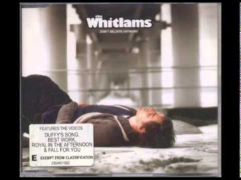 The Whitlams  Dont Believe Anymore Icehouse