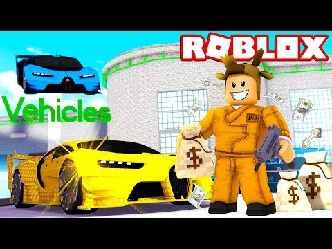 BUYING A GOLD BUGATTI IN ROBLOX! (Roblox JAILBREAK)