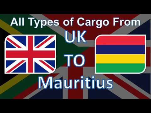 The Most Effective, Fast and Cheapest Shipping Services to Mauritius by Cargo to Africa