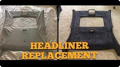 Headliner Replacement (Honda Accord 03-07)