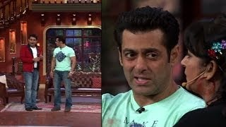 watch salman khan on comedy nights with kapil
