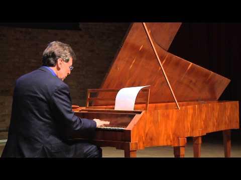 Robert Levin: Improvising Mozart