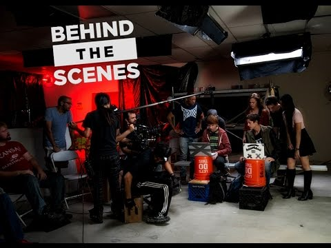 Ditch Party: Behind the Scenes