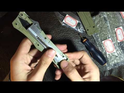 Assemble Microtech TROODON before shipping you (Clone)