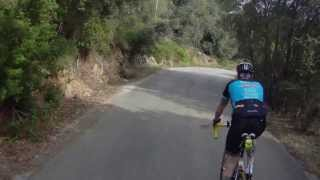 Ards CC cycling in Mallorca October 2013