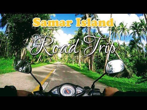 Samar Island Road Trip