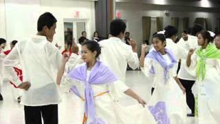 Cariñosa The Philippine National Folkdance