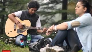 Himachali folk song Kali Ghagri by Anshul Kapoor (acoustic cover)