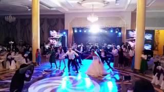 Свадьба Жансултана и Эльвиры! Смотреть всем!