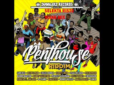 Penthouse Riddim Mix S Risto Niakk