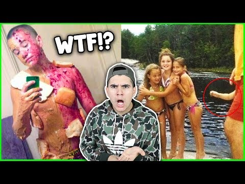 Photos That Will Make You Scream WTF!