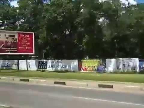 Lusaka Zambia Street Views