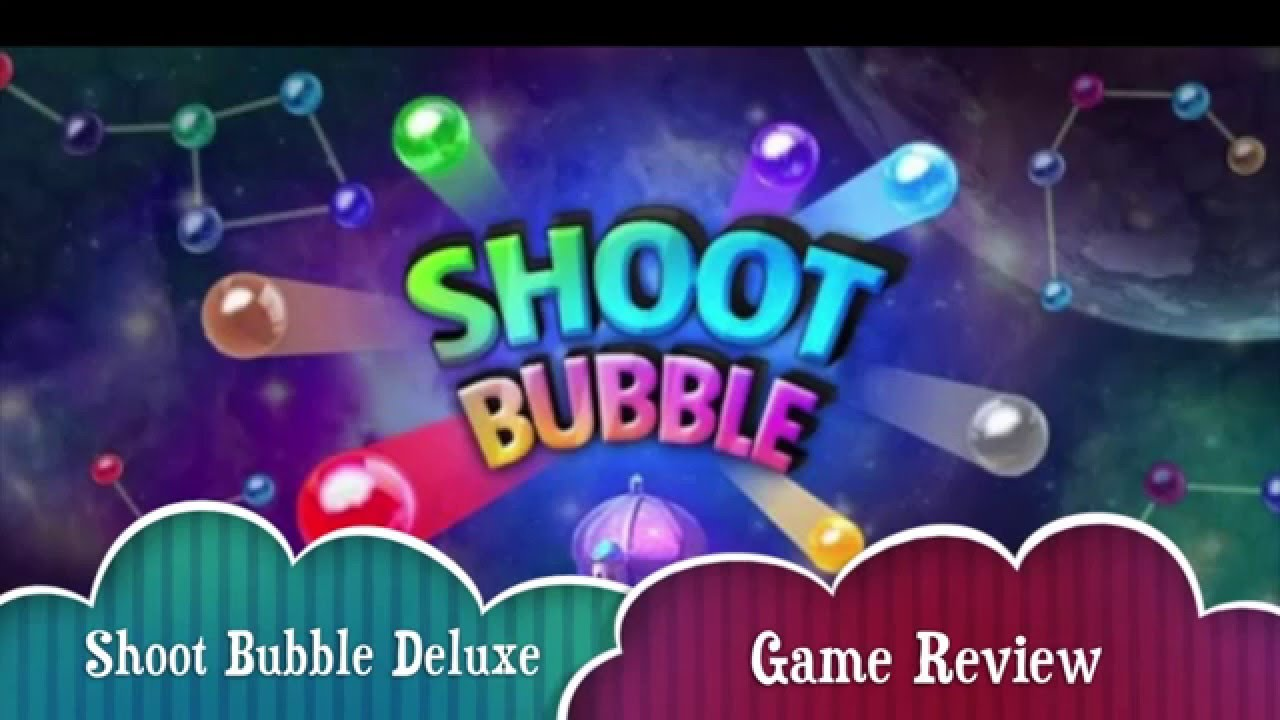 Shoot bubble deluxe casual game for Android Phone