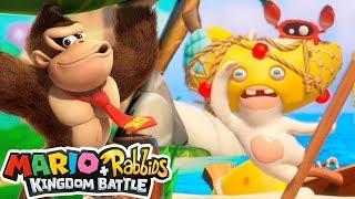 EMPIEZAN LOS DESAFÍOS!! | Mario + Rabbids DK Adventure | Ep 42 en Español con --ALEX --