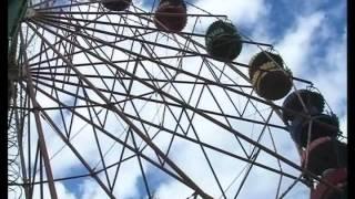 В парке им Тищенко появилось колесо обозрения 12 09 2012