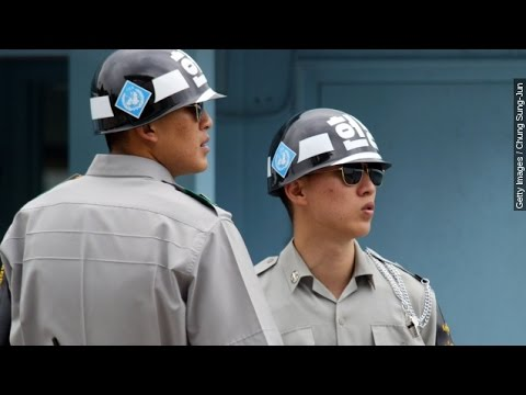 Critics Say North Korea Used DMZ Peace March As Propaganda