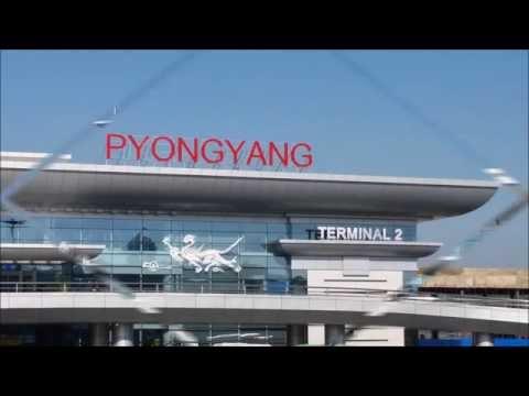 Pyongyang Airport 2015 - DPRK North Korea