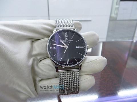 Мужские часы Maurice Lacroix EL1118-SS002-310-1 Женские часы Adriatica A3415.1113QZ