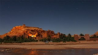 Ait Ben Haddou Kasbah , Morocco, Maroc 2016 - قصبة ايت بن حدو