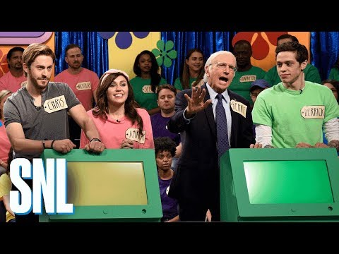 The Price Is Right Celebrity Edition  SNL