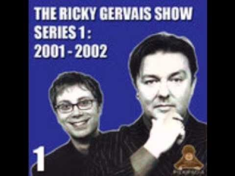 Ricky Gervais Show XFM (23) A Bronze Is Pointless, The Great Pilkoni and more