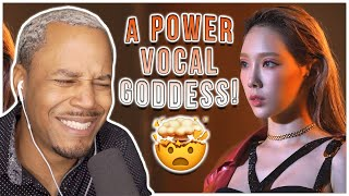 Gambar cover HER POWER THO.. 🤯 | Reacting To TAEYEON 'Spark' MV