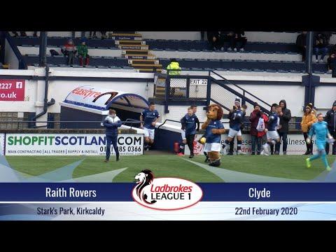 Raith Clyde Goals And Highlights