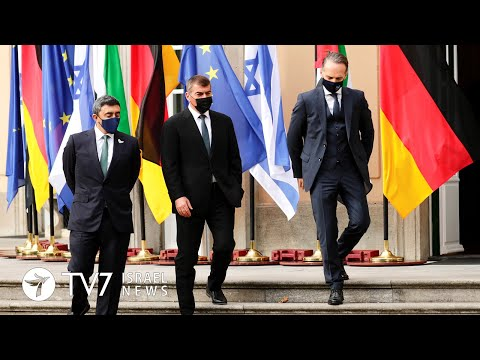 Israel-Russia discuss Syria; Greek PM demands Turkish accountability - TV7 Israel News 07.10.20