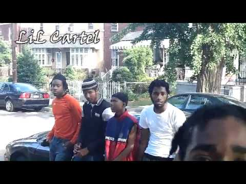 P-36 Records Presents (V12)   - Lil Cartel Hell Rell E Bandz - Yungin of The Streets